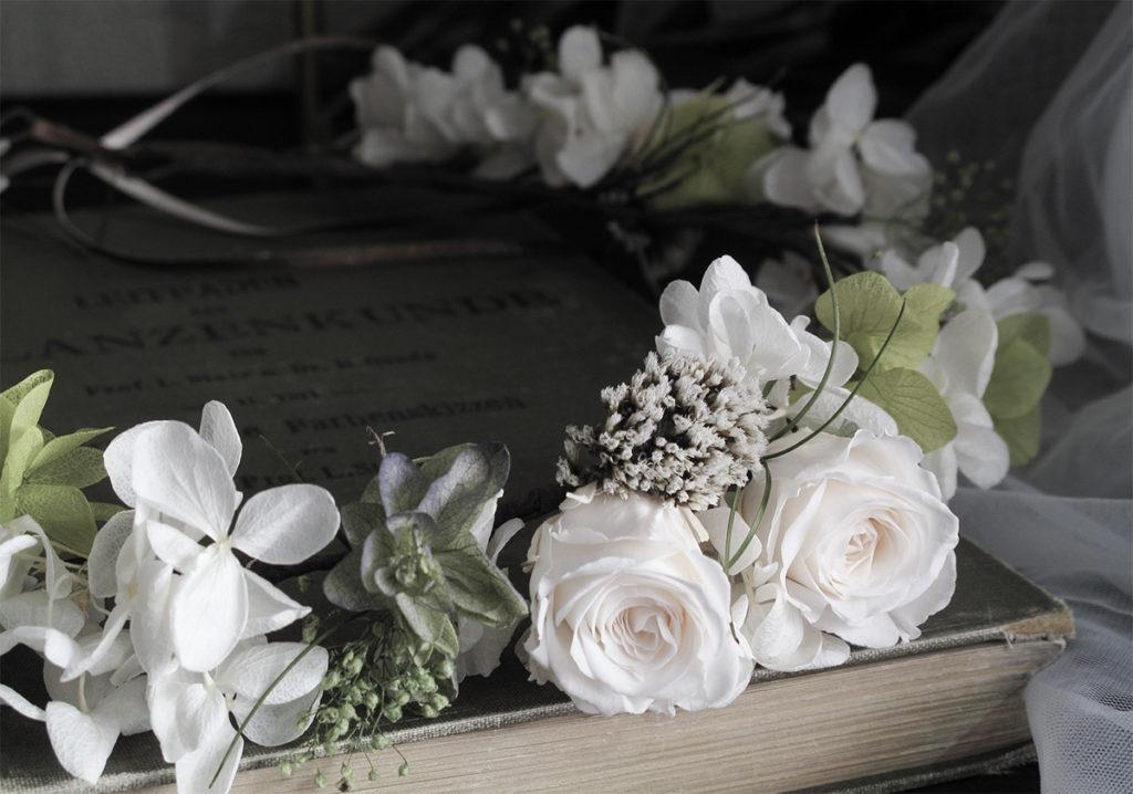 花冠(はなかんむり)ヘアアクセサリー