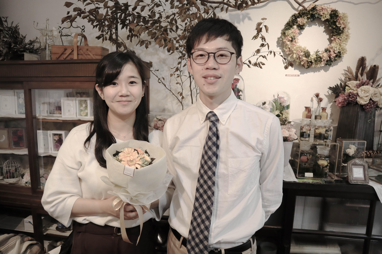 プロポーズの花束 リアレンジ